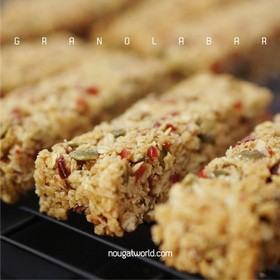 Almond Granola Bar (isi 2)