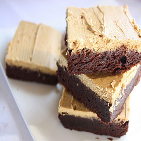 Brownies Mocca