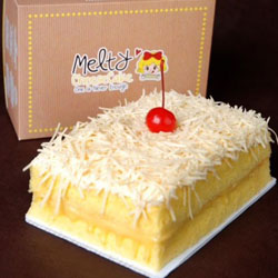 Melty Medium size Original Vanilla for Cheese Lovers