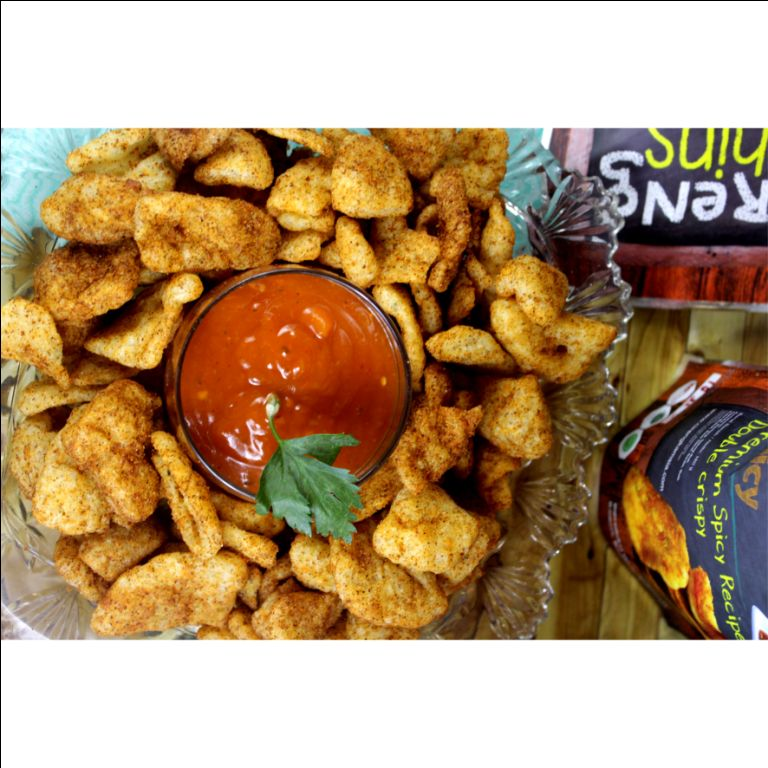 CIRENG CHIPS SPICY (ISI 2 PACK)