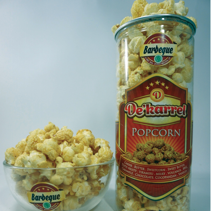 Dekarrel PopCorn Barbeque Mush All Seal 20
