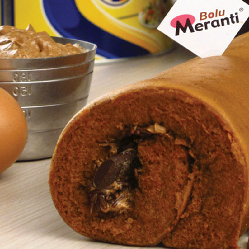 BOLU MERANTI SPECIAL DOUBLE CHOCOLATE