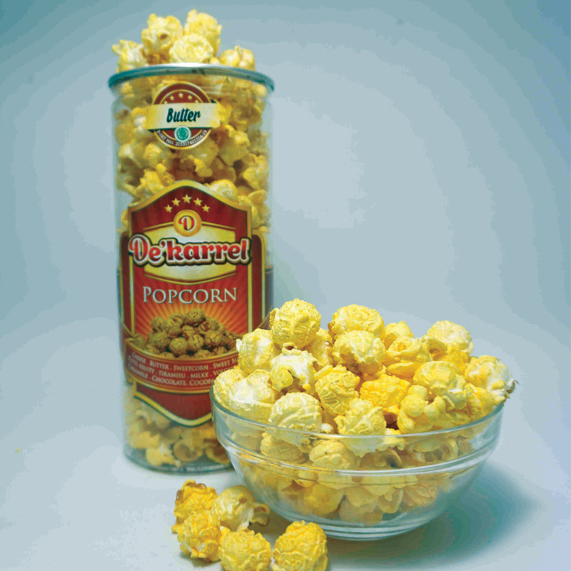 Dekarrel PopCorn Light Butter Mush All Seal 20