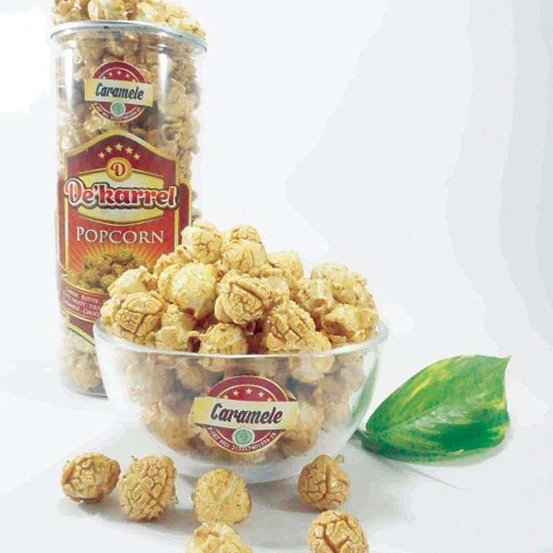 Dekarrel PopCorn Caramele Mush All Seal 20