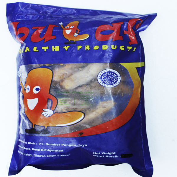 Bulaf Chicken Wing (Isi 14)