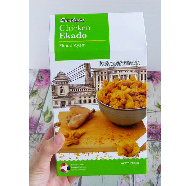Chicken Ekado (Isi 2 Box)