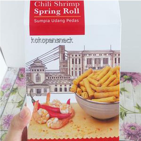 Chili Spring Roll (Isi 2 Box)