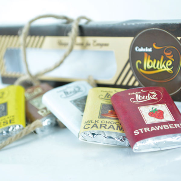 Coklat Mini Slim ( 3 Pack)