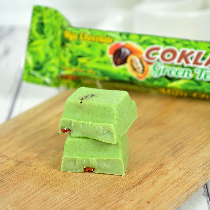 COKLAT GREEN TEA ORIGINAL (ISI 2 @30GR)
