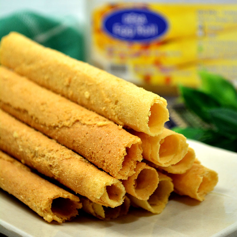EGG ROLL WIJEN TOPLES 140GR