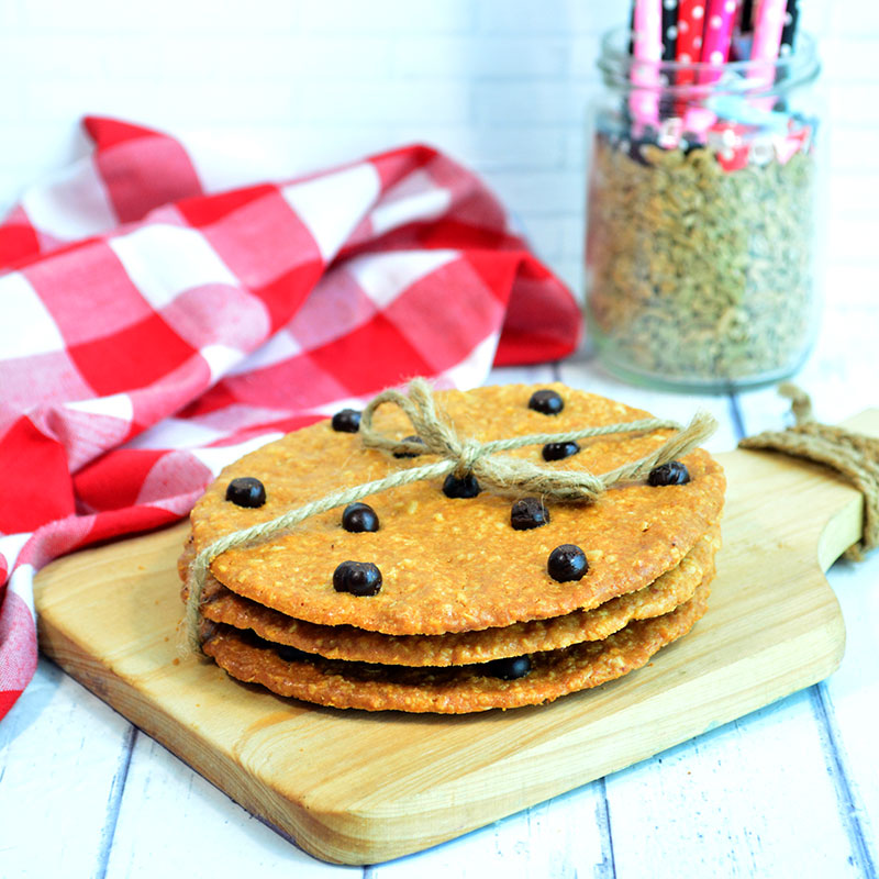 OAT COOKIES GIANT CHOCOCHIPS (ISI 4 PCS)
