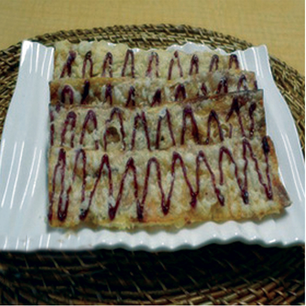 Sale Pisang Blueberry (2 Bungkus)