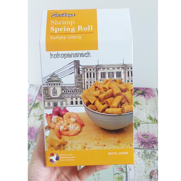 Spring Roll (Ixi 2 Box)