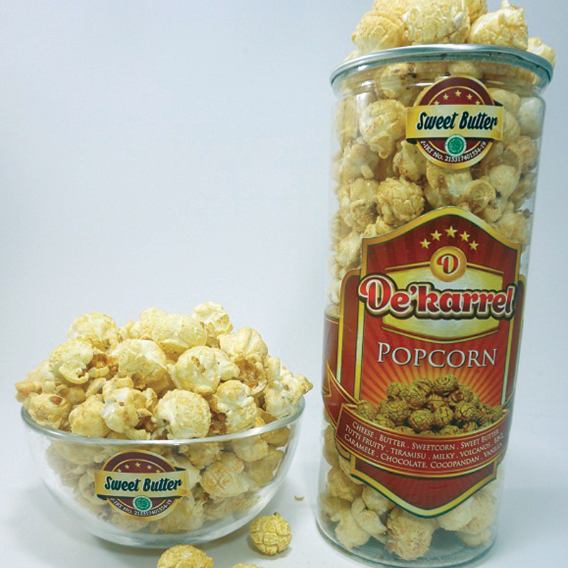 Dekarrel PopCorn Sweet Butter Mush All Seal 20