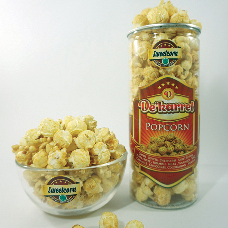 Dekarrel PopCorn Sweet Corn All Seal 20