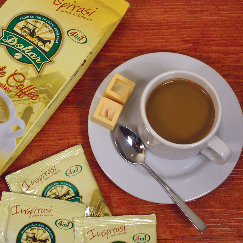 White Coffee ( 2 Pack Isi 20 )