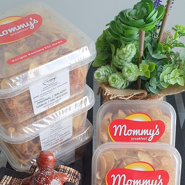 MOMMYS KERIPIK KENTANG EBI MEDE RASA ORIGINAL MEDIUM