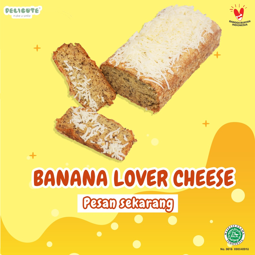 BANANA LOVER CHEESE DELICUTE
