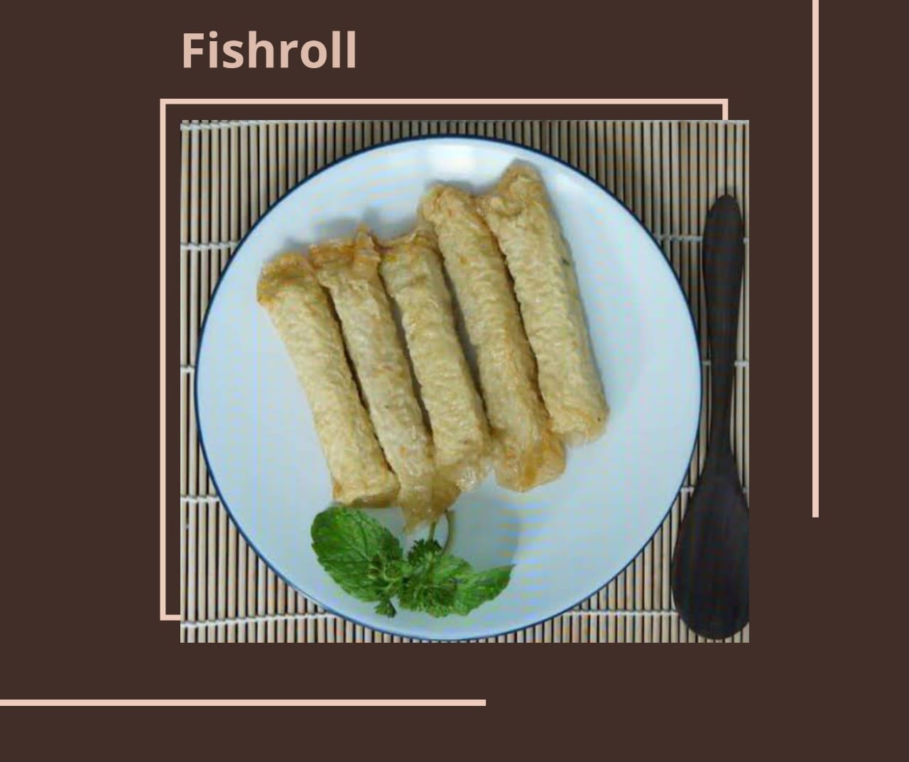 FISHROLL ISI 20PCS