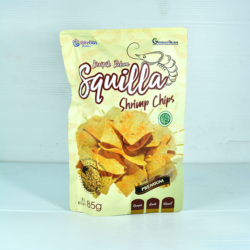 SQUILLA CHIPS ORIGINAL ISI 2 PACK @100GR