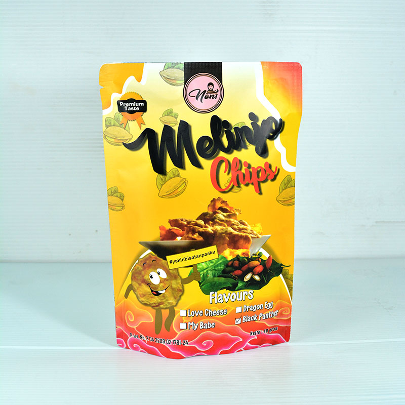 MELINJO CHIPS BLACK PHANTER