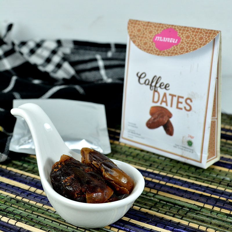 COFFEE DATES ISI 2 PACK @75GR